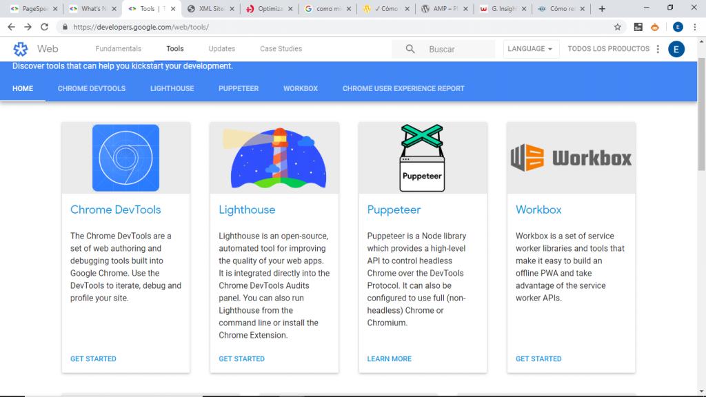 Chrome Dev Tools cap